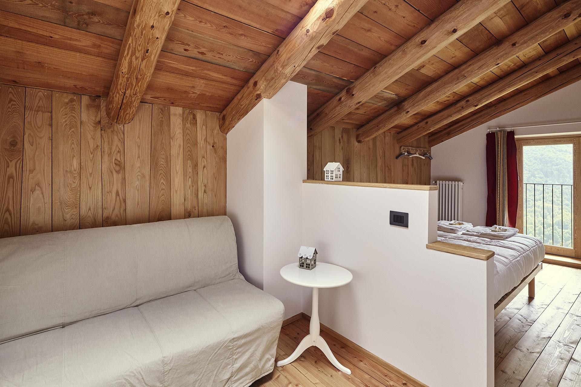 Appartamenti in Valle Macra, B&B Locanda del Silenzio