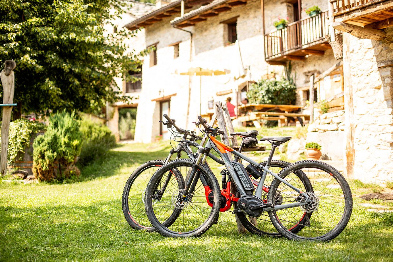 B&B Locanda del Silenzio mountain bike